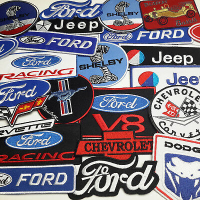 AMERICAN MUSCLE CARS DISCOUNT PATCH SHOP - Low Prices, UK Seller, Fast Free Post