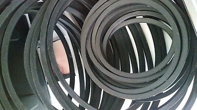 43301603 Vicon Disc Mower Set of 4 Drive Belts CM165 CM216 CM240 CM167 92B F D
