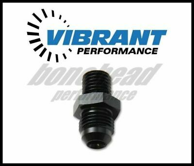 Vibrant Performance 16632 -10AN to 12mm x 1.5 Metric Straight Adapter