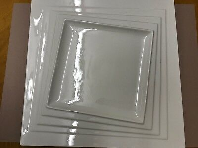 Custom Offer - 20 14 inch 3D effects plates and 20 11inch plates