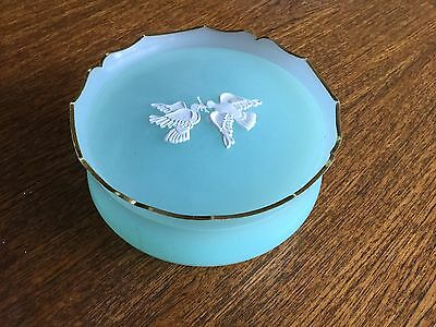 Avon Dusting Powder Container. New Condition!