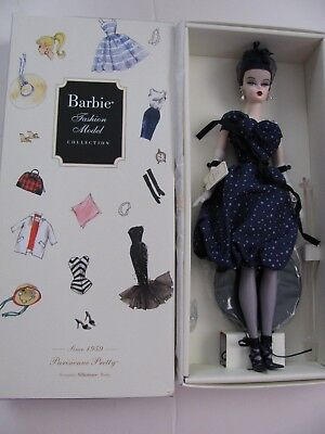 Parisienne Pretty Silkstone Barbie,  MIB (please read) 2009