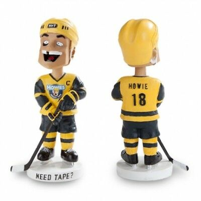 Howies Bobble Head figure ice hockey ornament