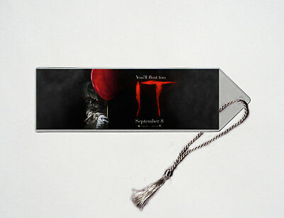 It - Bill Skarsgard - Jaeden Lieberher - Finn Wolfhard - Bookmark #1