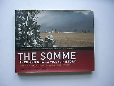 The Somme Then and Now: a Visual History