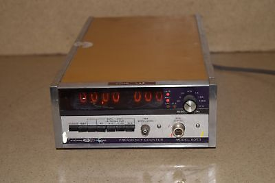 Systron Donner Frequency Counter Model 6053