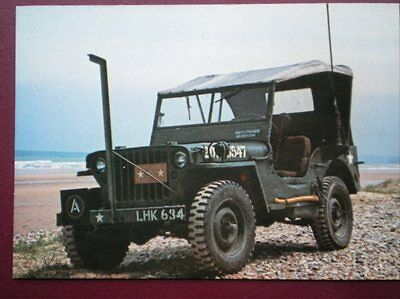 Postcard Willy Jeep No 20753547