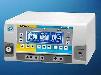 Victor XL Plus 400W Micro Control based Electrosurgical Generator  Machine LT02