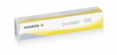Medela Purelan Nipple Cream 7g Lanolin Instant Soothing Relief Sore Cracked NEW