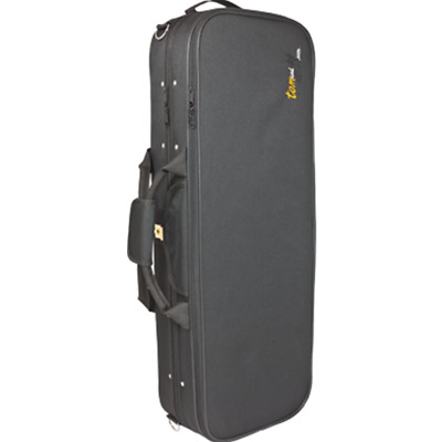 Tom and Will 4/4 Size Viola Gig Case - Black