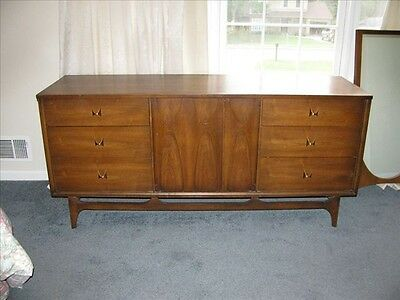 Broyhill Brasilia - The Triple Dresser - one of the most popular pieces