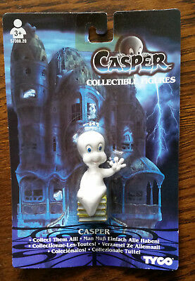 Tyco 1995 Casper Collectible Figure New on Card