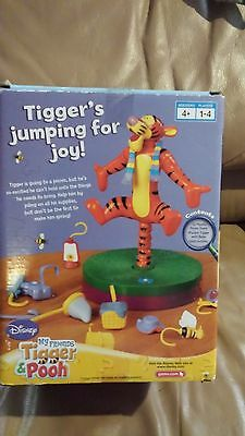 New, Nrfb - The Bouncin' Tigger Game - Disney - 4+