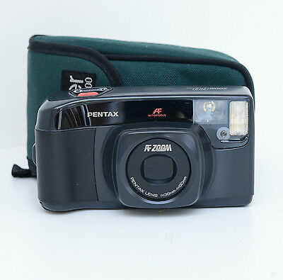 Pentax Zoom 60 AF Date 35mm Compact Camera 38-60mm, Great Condition, 2068