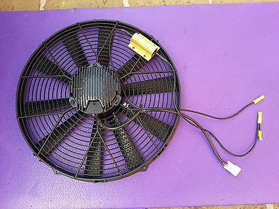 Rover 75 Zt Uprated Radiator Cooling Fan Motor Pgj000110 Pgj000100 By Revotec