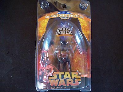 Star Wars ROTS Revenge of the Sith Target Exclusive Collectors Lava Darth Vader