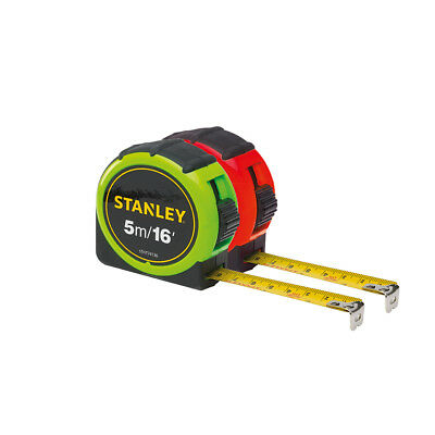 Stanley Hi-Vis 5 Metre Tape Measure