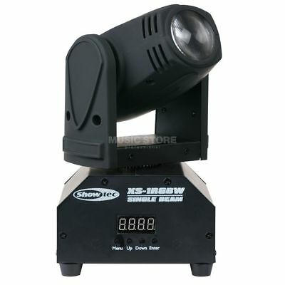 Showtec Showtec - XS-1W RGBW Mini Moving Beam 1x 10W RGBW LED