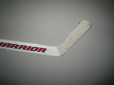 Jimmy Howard 2011 Detroit Red Wings game used autographed stick with coa