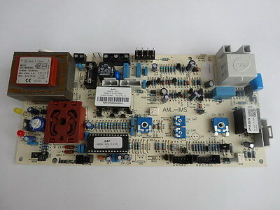 1015792 Card Modulation Turning On Adjusting Am54 A35 Immergas 1.015792