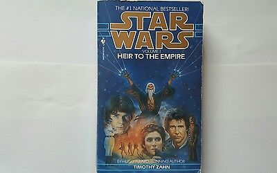 star wars book heir to the empire