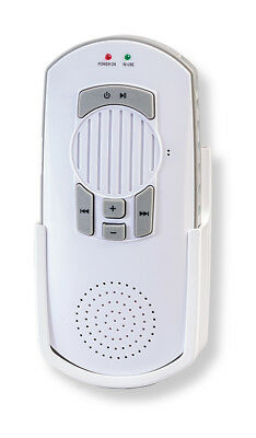Gifts and Gadgets Online Bluetooth Shower Music Player/Speakerphone SB1000