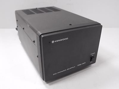 Kenwood PS-30 13.8 VDC @ 20 / 15 Amps Power Supply Matching TS-130S TESTED