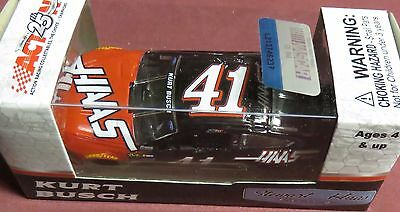 Brand New, 1/64 Action 2017 Ford Fusion, #41, Haas Automation, Kurt Busch
