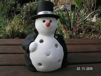 Snowman Cloaked (Large)
