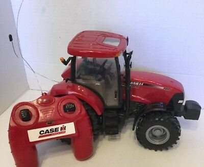 Case Red Tractor Remote Control Farming Farm IH 140 Agriculture Ranch