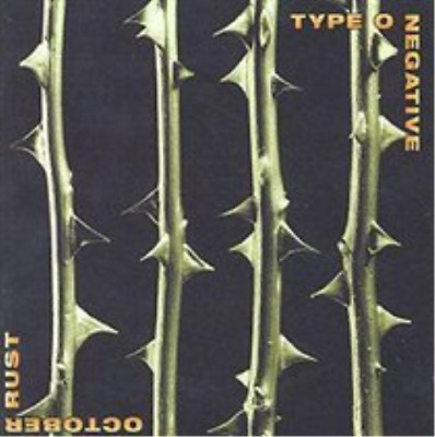 Type O Negative-October Rust  CD NUOVO