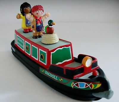 Rosie And Jim Canal Barge / Narrow-boat Toy