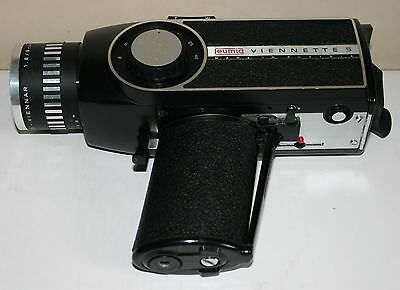 Eumig Viennette 5 Zoom Reflex - Super 8mm Film Camera - Untested