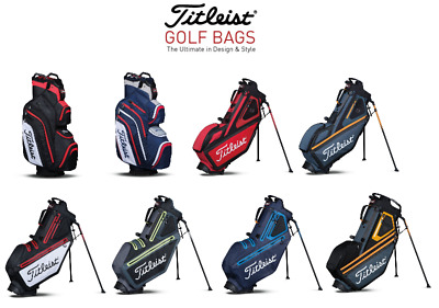 BRAND NEW 2017 Titleist Golf Bags New In Box! - Choose Model & Color...