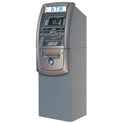 New Genmega 2500 ATM Machine - No Phone or IP Lines Needed!!