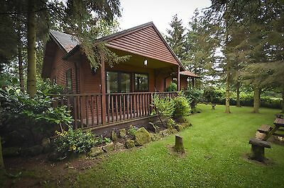 2 Night Weekend Short Break in Log Cabin at Rocklands Lodges