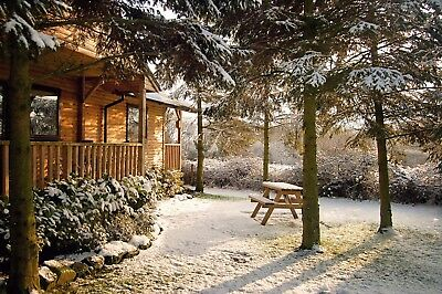 2 Night Midweek Short Break in Log Cabin at Rocklands Lodges
