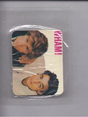 RARE 1987 Hostess RIP INTO ROCK sticker Wham