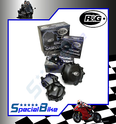 Mv Agusta Dragster 800 2014 > R&g Engine Crank Case Cover Kit Protectors
