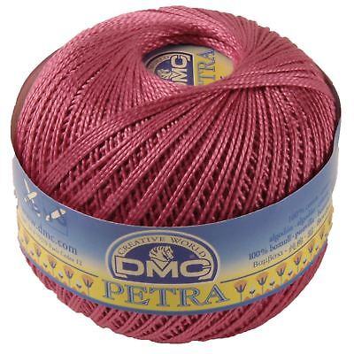 DMC Petra Crochet Thread - Colour: 53805 - Cotton - Size 3 - 100g