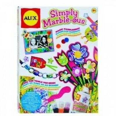 Simply Marble-ous Kit. Alex Toys. Shipping is Free