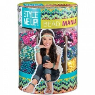 Style Me Up! Bead Mania Kit. Shipping Included
