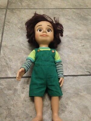 Toy Story 3  Bonnie Doll Rare Item Speaks Various Phrases & Giggles