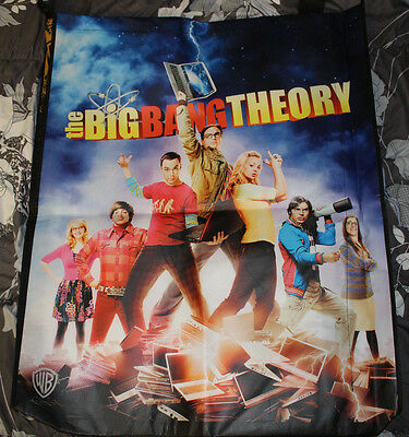 SDCC 2012~THE BIG BANG THEORY~Collectible Merch/Tote Bag ~ SDCC 2012 Comic Con