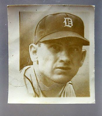 1948 PAUL DIZZY TROUT Detroit Tigers baseball card Kellogg's Pep cereal F273-19