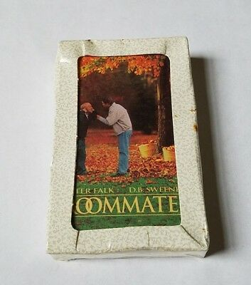 Rare Official 1995 Roommates Movie Promo Playing Cards Set Julianne Moore