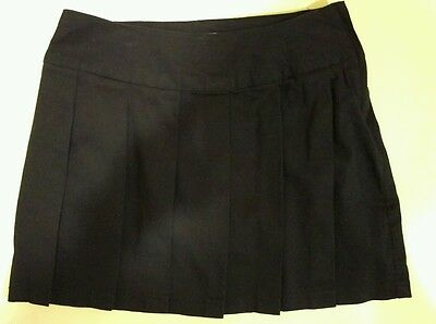 the childrens place navy blue skort size 12