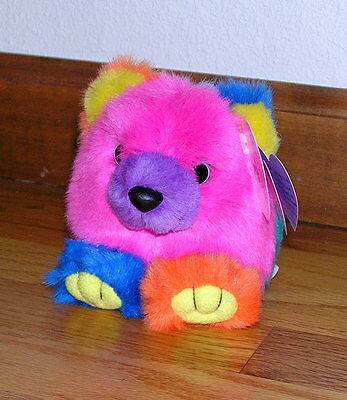 1998 Puffkins Cosmo the St. Judes Bear Mint with tags