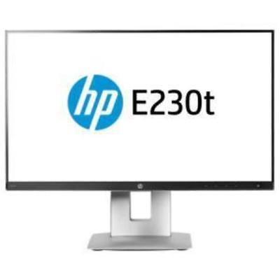 Hp Hp E230T 23In Monitor Led Touch (16:9) 5Ms (Vga-Hdmi-Dp (1920X1080) Ips