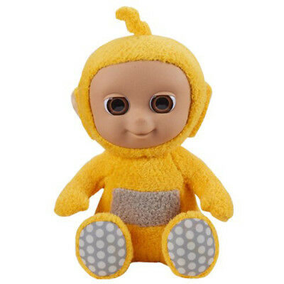 """Teletubbies Giggling Tiddlytubbies 8"""" Soft Toy - Umby Pumby"""
